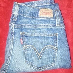 LEVI'S Too SuperLow Cut 524 Jean's 😍😍